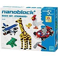 ナノブロックプラス ベーシックセットスタンダード PBS-009 【日本おもちゃ大賞2014 エデュケーショナル?トイ部門 大賞】