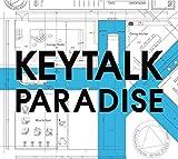 PARADISE<初回限定盤A:CD+DVD> - KEYTALK
