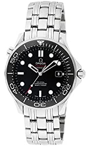 [オメガ]OMEGA 腕時計 シーマスター300M ブラック文字盤 自動巻 300M防水 212.30.41.20.01.003 メンズ 【並行輸入品】