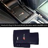 カースタイリング新しいデザイン中央収納ボックスアームレストremoulded車のグローブ収納ボックス用アウディa3/a4/a5/q3/q5インテリアアクセサリー-A5