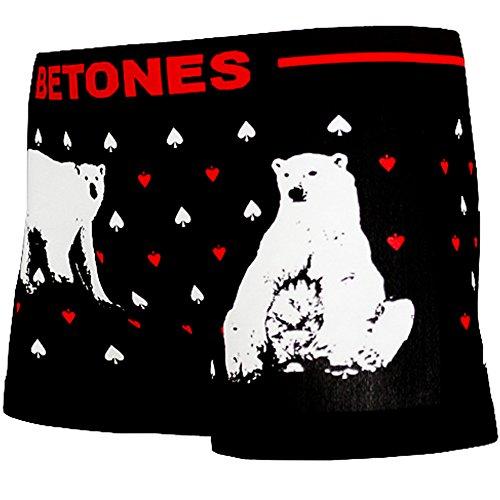 BETONES (ビトーンズ) メンズ ボクサーパンツ ANI...