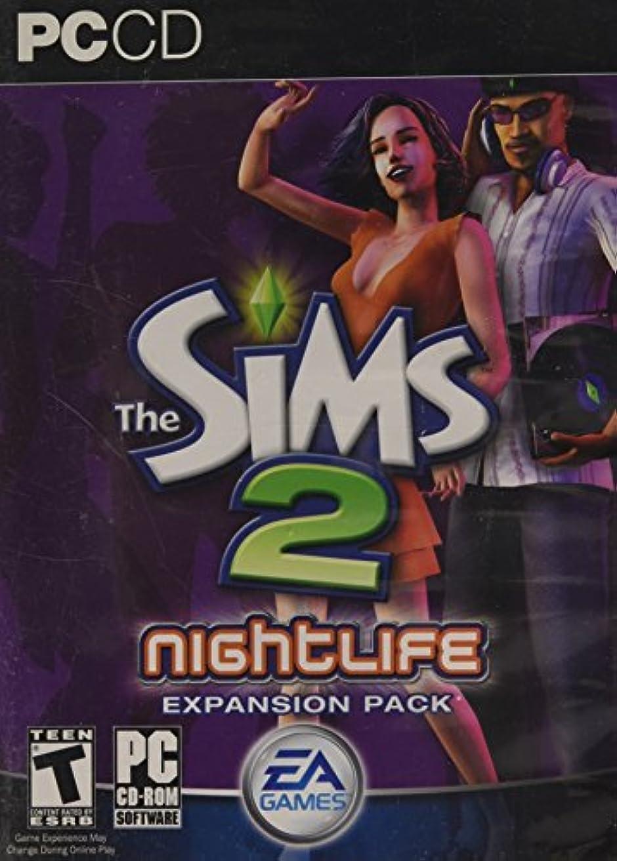 画像嫌がる委託The Sims 2: Nightlife Expansion Pack (輸入版)
