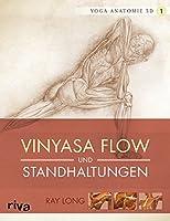 Yoga-Anatomie 3D. Vinyasa Flow und Standhaltungen