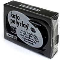 katopolyclay オーブン粘土 2オンス(56g) ブラック