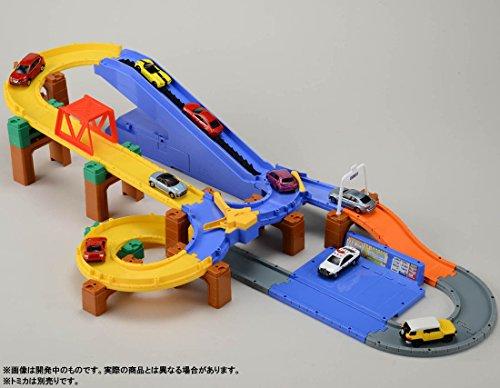 トミカ トミカシステム 3ACTION オート高速どうろセット