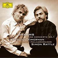 Brahms: Piano Concerto No. 1 by Krystian Zimerman (2006-04-04)