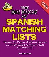 The Bigブックofスペイン語Matchingリスト