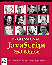 Professional Javascript (Programmer to Programmer)