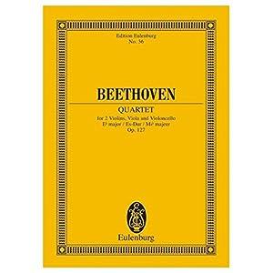 String Quartet Op. 127 Efl Maj