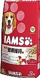 アイムス (IAMS) 成犬用 健康維持用ラム&ライス 小粒 12kg [ドッグフード]