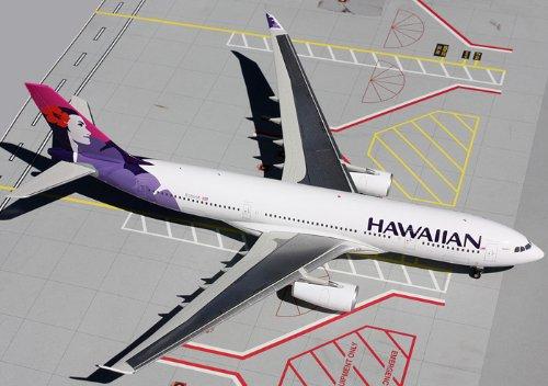 1: 200 ジェミニジェット Hawaiian 航空 エアバス 330-200 (並行輸入)