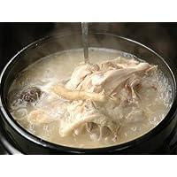 韓国宮廷料理・参鶏湯(サムゲタン) (1kg×2) 97025