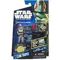Hasbro スター・ウォーズ クローン・ウォーズ ベーシックフィギュア ステルス OPS クローン・トルーパー/Star Wars 2011 The Clone Wars Action Figure CW57 Stealth Ops Clone Trooper【並行輸入】