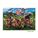 学べるジグソーパズル 1000ピース 大恐竜ワールド 61-430 【人気 おすすめ 通販パーク】