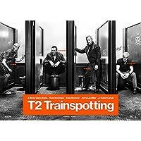 映画 T2 トレインスポッティング ポスター 42x30cm T2 Trainspotting 2017 ダニー ボイル ユアン・マクレガー ユエン・ブレムナー ジョニー・リー・ミラー ロバート・カーライル