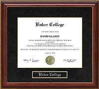 大学卒業証書ベイカーフレーム mi-baker-91-maho