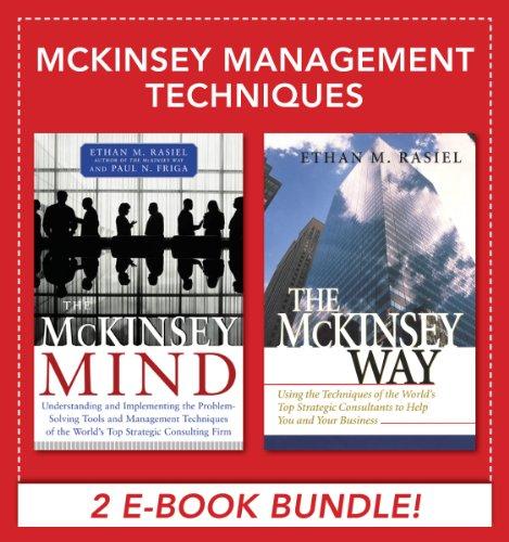 Download McKinsey Management Techniques (EBOOK BUNDLE) (English Edition) B006M4ULD4