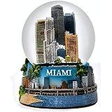 マイアミ フロリダカラー スノードーム 65mm