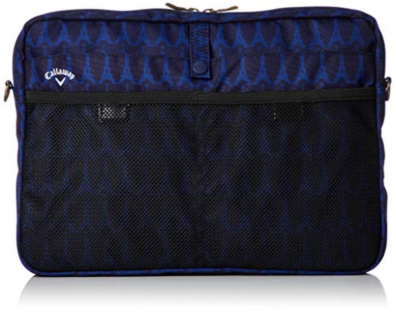 特定の機動飢饉[キャロウェイアパレル] クラッチバッグ (ポリオックスシリーズ) [ 241-8281503 / Clutch Bag ] 小物入れ ポーチ ゴルフ