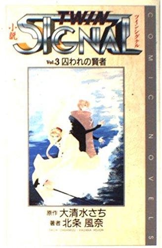 小説 ツインシグナル〈Vol.3〉囚われの賢者 (Comic novels)の詳細を見る