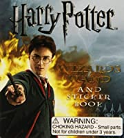 Harry Potter Wand and Sticker Book (Miniature Editions) by Unknown(2008-09-30)
