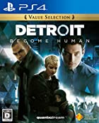 [PS4]Detroit: Become Human Value Selection