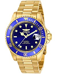 インヴィクタ Invicta Men's 8930OB Pro Diver Automatic Gold-Tone Bracelet Watch [並行輸入品]