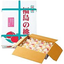 福島土産 銘菓 福島の桃 (日本 福島 お土産)