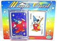 ディズニー公式ミッキーマウスマジックカード国内正規品【ディズニーリゾート限定】