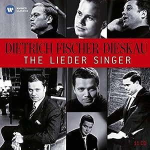 Dietrich Fischer: Dieskau Great EMI Recordings