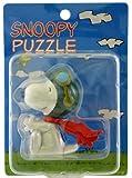 SNOOPY PUZZLE パズルNO、3(Flying Ace) スヌーピー パズル パズルナンバースリー(フライング エース)