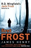 First Frost (D.I. Jack Frost Prequel) 画像