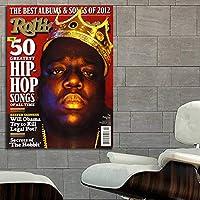 The Notorious B.I.G. 特大 ポスター 約130x100cm ノトーリアス・B.I.G. ビギー アート 海外 絵 フォト 写真 カフェ おしゃれ グッズ ヒップホップ Hip Hop ラッパー ラップ