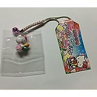 ハローキティ ストラップ 根付 富山限定 チューリップ Hello Kitty サンリオ sanrio はっぴぃえんど