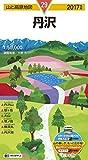 山と高原地図 丹沢 2017 (登山地図 | マップル)