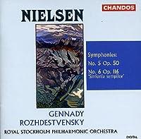 Nielsen;Syms. 5&6