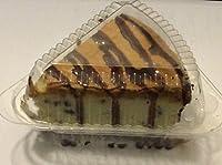 チーズケーキコンテナ 25 Pack Cheesecake Container クリア COMIN16JU029699