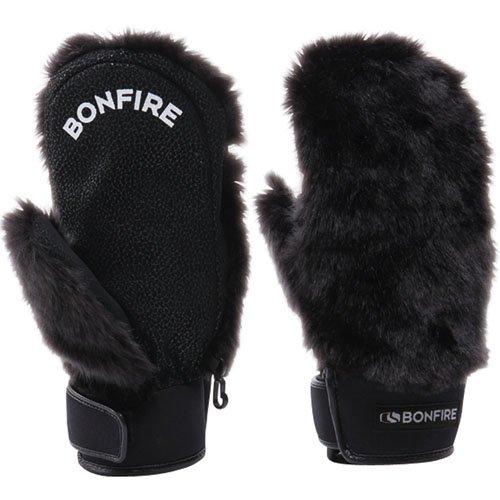 BONFIRE(ボンファイア) グローブ ANIMAL FUR MITTEN メンズ レディース Sサイズ GORILLA animal-mitten-S-L37268700-GORILLA