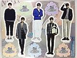 イ・ミンホ (Lee Min Ho)/ミニチュア 等身大パネル(卓上スタンドPOP/ミニパネル)セット - Standing Paper Doll(K-POP/韓国製)