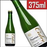 ピオニエ シードル ハーフ 辛口 375ml スパークリングワイン/信州まし野ワイン …