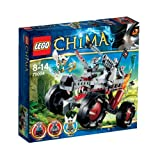 レゴ (LEGO) チーマ ワックズのパック・トラッカー 70004