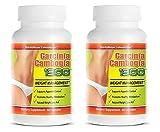 ガルシニアカンボジアエキス1000mgを - Maritzmayerによって優れガルシニア1300 - カリウムで - 60%のHCAエキス - 食当たり1,000 mgの - 120キャップ(2個)Garcinia Cambogia Ex...