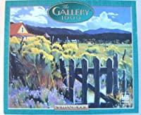 The Gallery 1000 - William Hook Chamisa Path 1000 Piece Jigsaw Puzzle