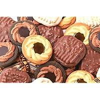 おいしい 老舗ロングセラー クッキー 5種類の味が楽しめる お菓子 ケーキ 誕生日 ビスケット+ harry sticker (ギフト)