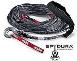 WARN Spydura シンセティックロープ 100ft/30メートル [並行輸入品]