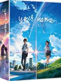 Your Name (Limited Edition Blu-ray/DVD Combo) - from USA.