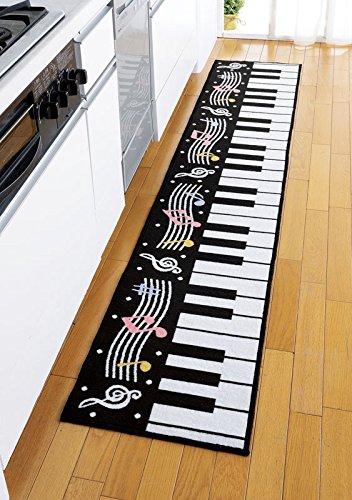 キッチンマット ピアノ(240)