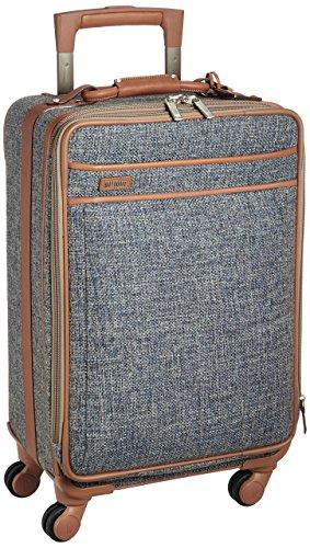 [ハートマン] スーツケース 公式 スピナー62 保証付 49.0L 62.5cm 4.12kg R39*91013 BLUE TWEED ブルーツイード
