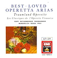 Best Loved Operetta Arias
