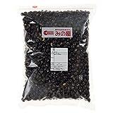 北海道産 煎り黒豆 1kg 製造直売 無添加 無塩 無植物油